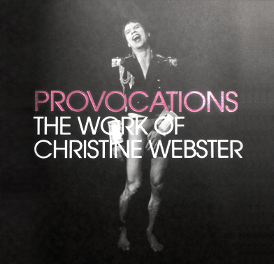 Provocations: The work of Christine Wenster, Christchurch Art Gallery/ Te Puna o Waiwhetu, 2010.